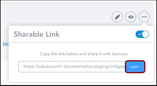 Copy Registration Link