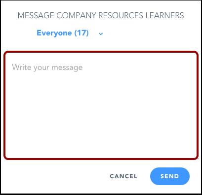 Create Message