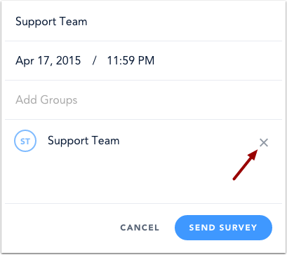 Remove Group