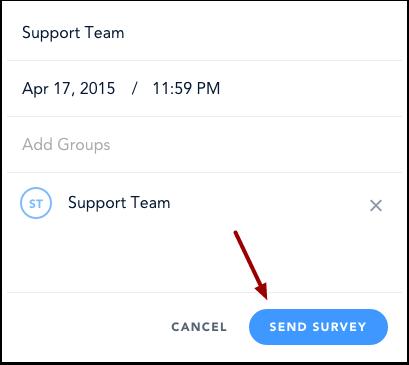 Send Survey