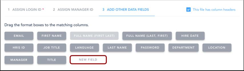 Create Custom Field
