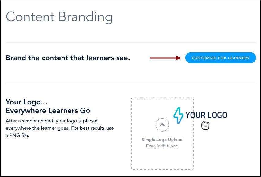 Edit Branding