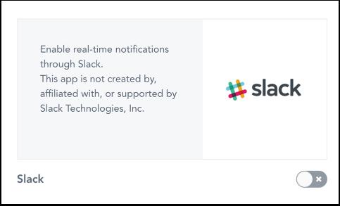 Manage Slack