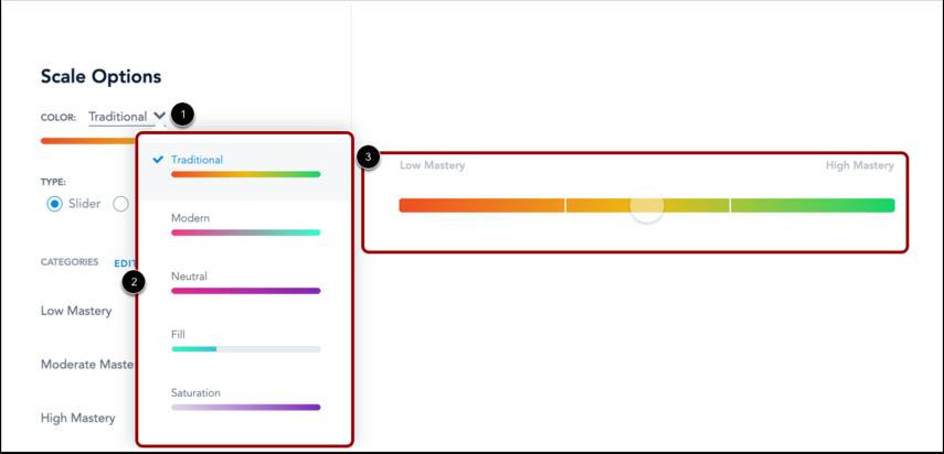 Select Color Scheme
