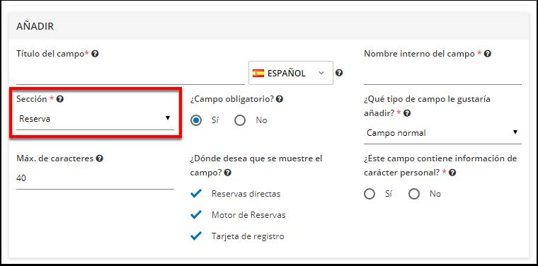 DEMO - Colombian Highlands - Campos personalizados - Google Chrome