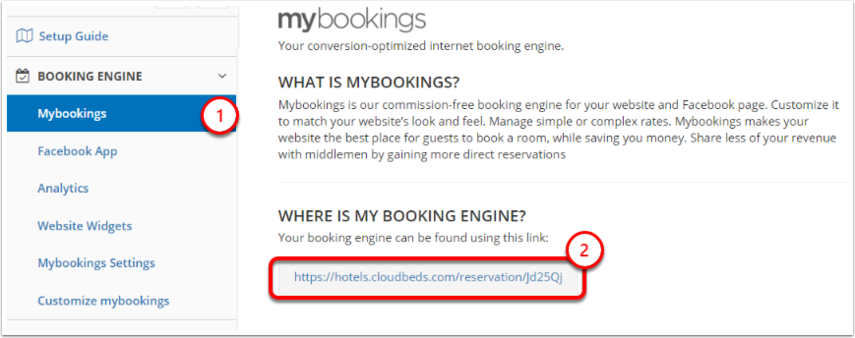 [Demo] Mountain Resort & SPA - Manage - Mybookings - Google Chrome
