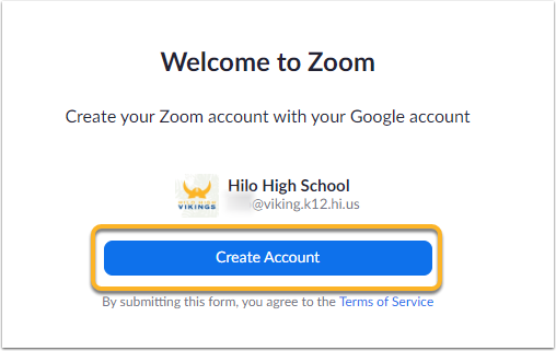 Agree to the Terms of Service - Zoom - Google Chrome
