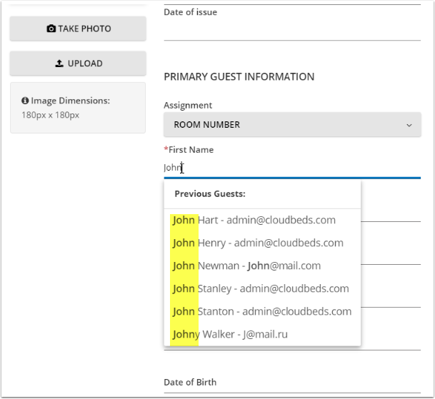 [Demo] Mountain Resort & SPA - Reservations - Google Chrome