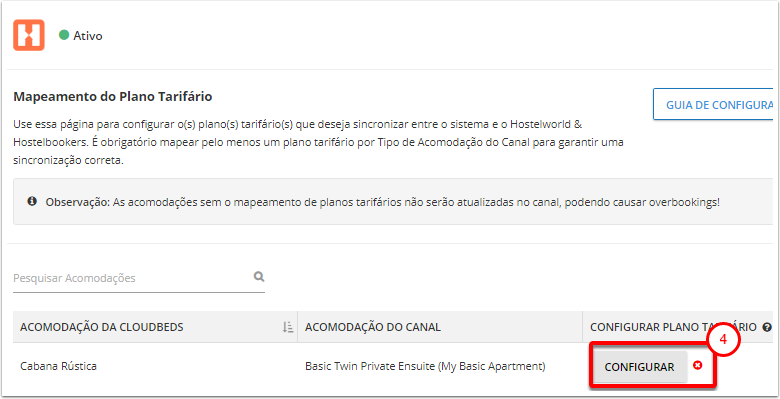 DEMO - Beach Life Testing - Gerenciar - Myallocator (Distribuição) - Configuração do Canal - Google Chrome