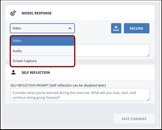 Add Model Response