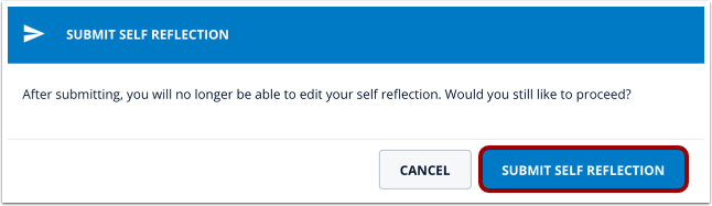Submit Reflection