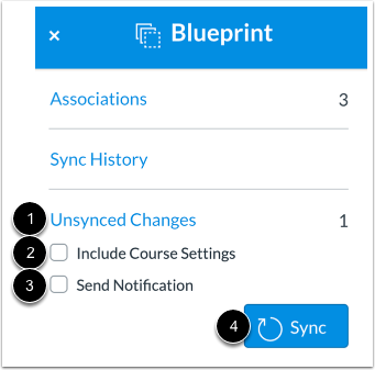 View Blueprint Sidebar