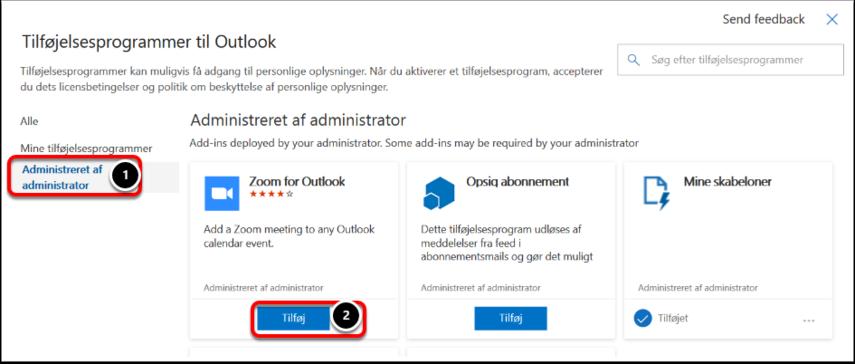 Kalender – Henrik Abildgaard – Outlook - Mozilla Firefox