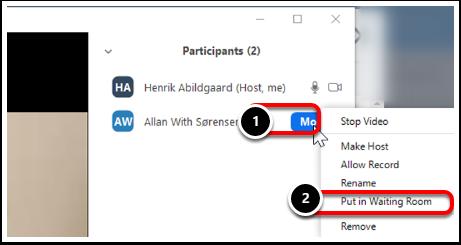 Arbejdsmøde alle logger ind hele dagen! | Microsoft Teams