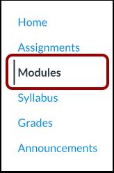 Confirm Module Status
