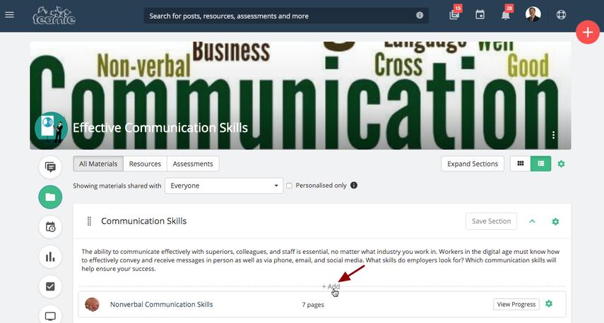 (28) Materials | Effective Communication Skills | Training Demo
