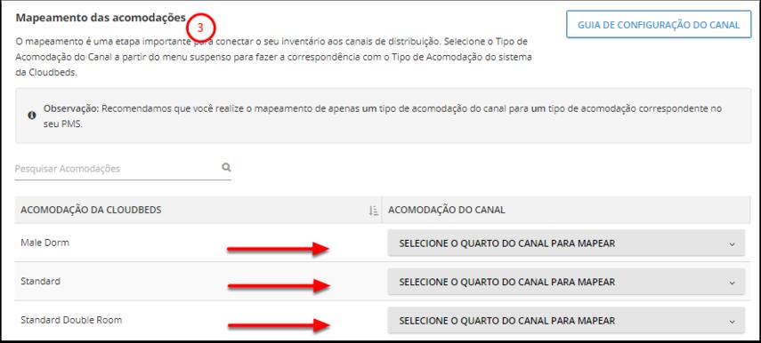 DEMO - Karina's Hostel - Gerenciar - Myallocator (Distribuição) - Configuração do Canal - Google Chrome