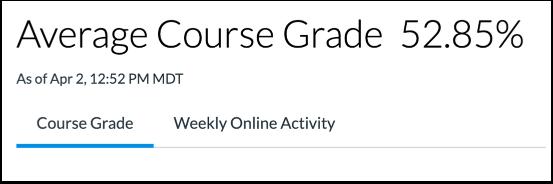 Open Course Grade Analytics