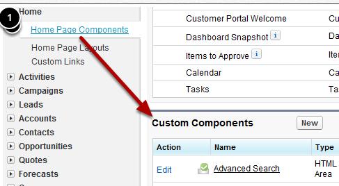 Creating Custom Components