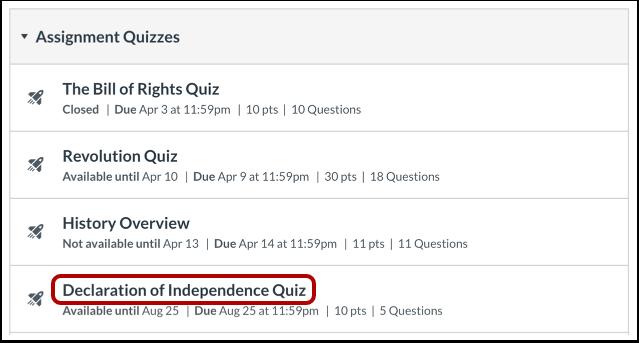 Åbn Quiz