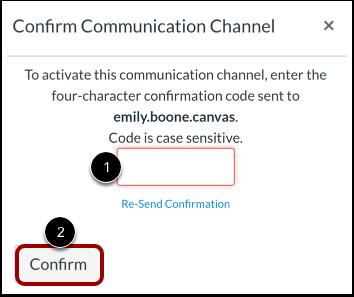 Confirm Slack Email