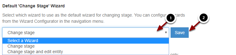 Stage Settings (Projects) - Google Chrome