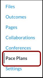 Open Pace Plans