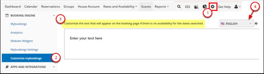 DEMO - Karina's Hostel - Customize mybookings - Google Chrome