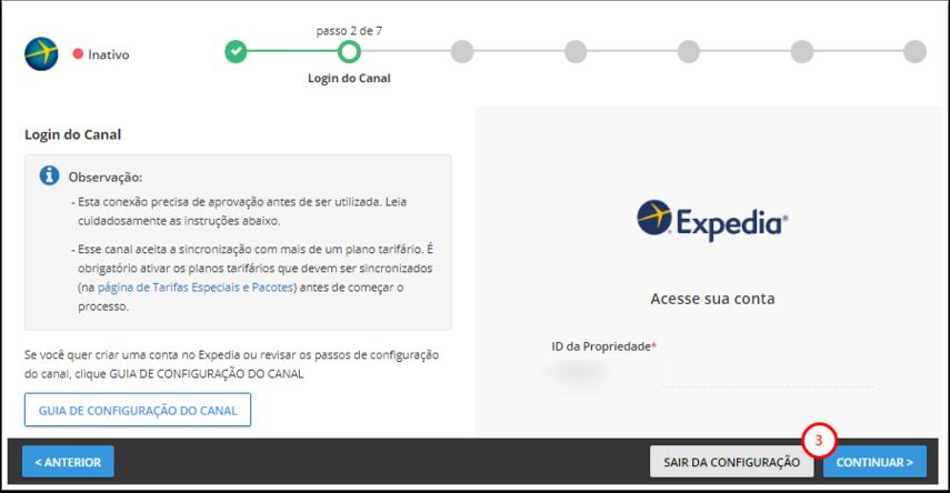 test - Gerenciar - Myallocator (Distribuição) - Configuração do Canal - Google Chrome