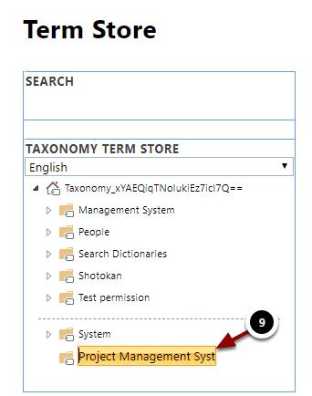 Term Store Management Tool - Google Chrome