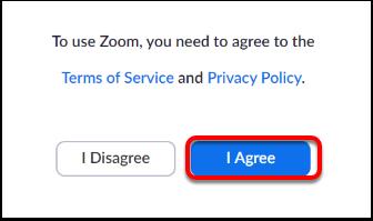 Zoom meeting on web - Zoom – Google Chrome