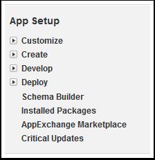 App Setup Overview
