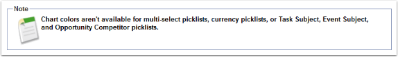 To update any standard or custom picklist field: