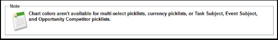 To update any standard or custom picklist field:
