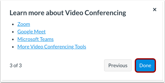 Learn More about Video Conferencing
