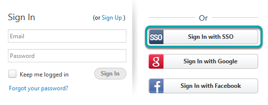 Select SSO