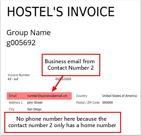 open_invoice - Google Chrome
