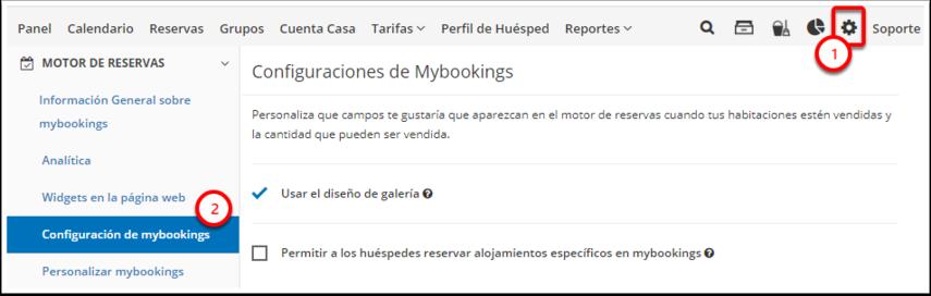 DEMO - Colombian Highlands - Configuraciones de Mybookings - Google Chrome