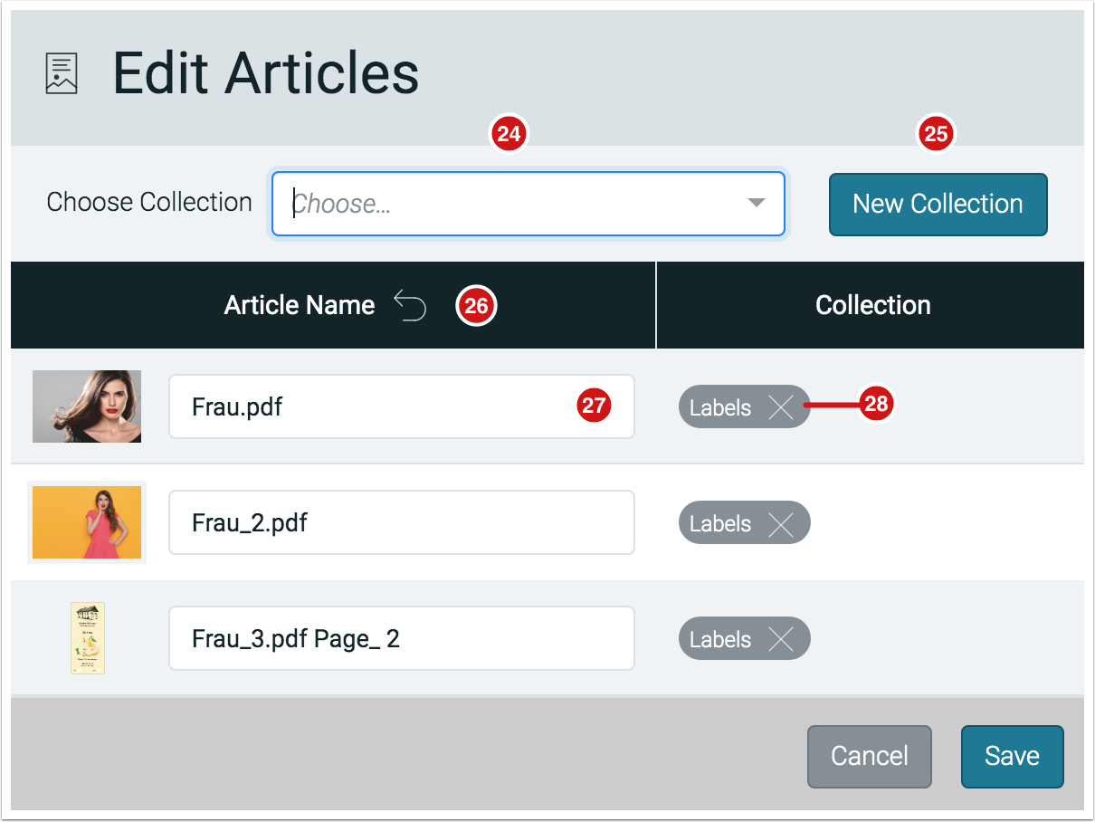 Impose Editor - Edit Articles - 1.7.6
