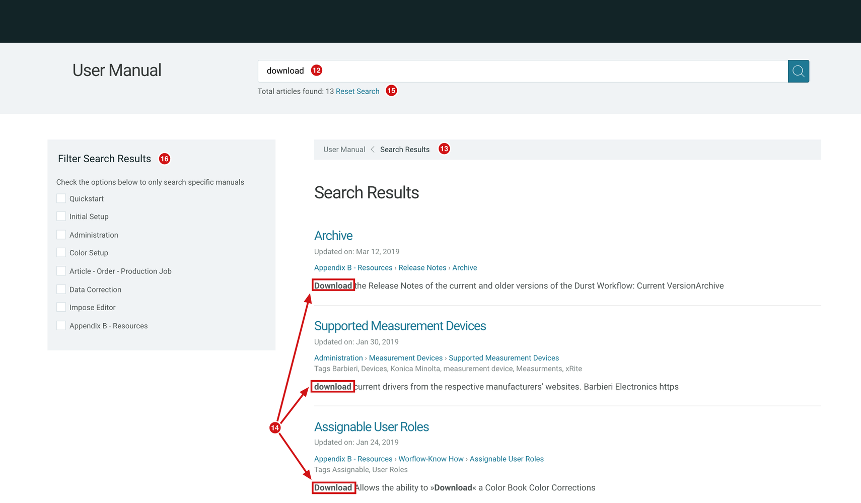Search by Keyword or Topic