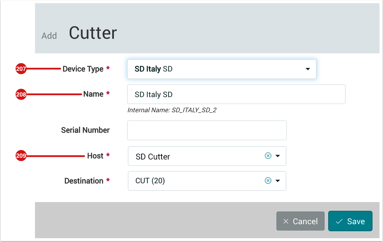 Create an SD Cutter - 1.7.5