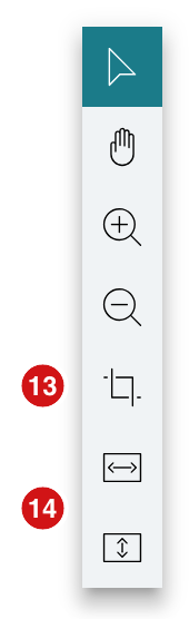 Impose Editor Toolbar