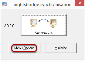 Select Menu Options