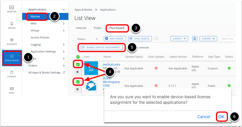 Custom Apps in Workspace ONE UEM