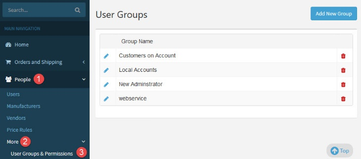 Step 1: Create a User Group