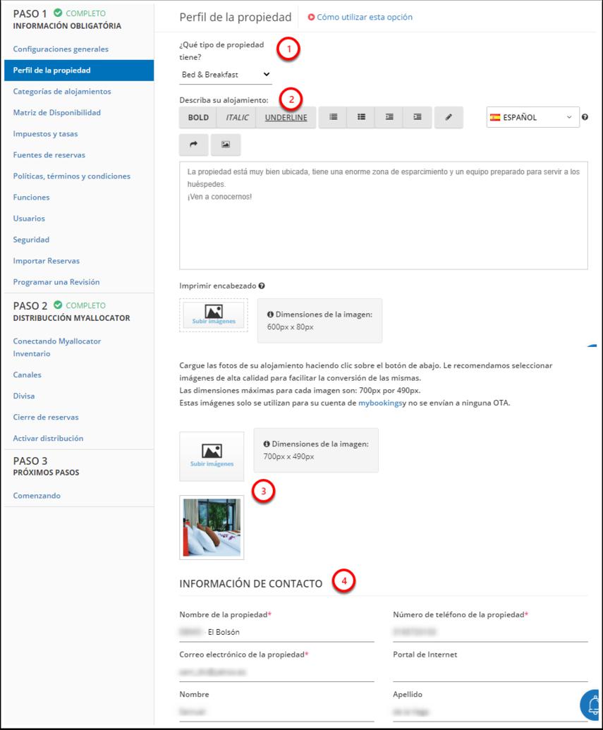 DEMO - El Bolsón - Perfil de la propiedad - Google Chrome