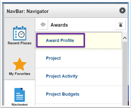 Navigator Award Profile Image
