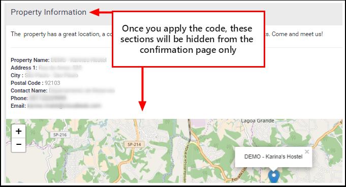 Confirmation - DEMO - Karina's Hostel - Google Chrome
