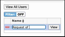 Element Requests