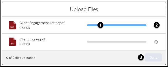 File Upload Progress